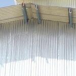 دیوار و حفاظ با ورق-039