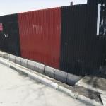دیوار و حفاظ با ورق-042