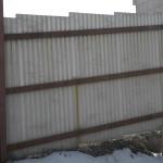 دیوار و حفاظ با ورق-045