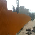 دیوار و حفاظ با ورق-053